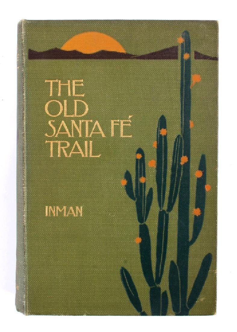 The Old Santa Fe Trail by Colonel Inman 1898 - 12