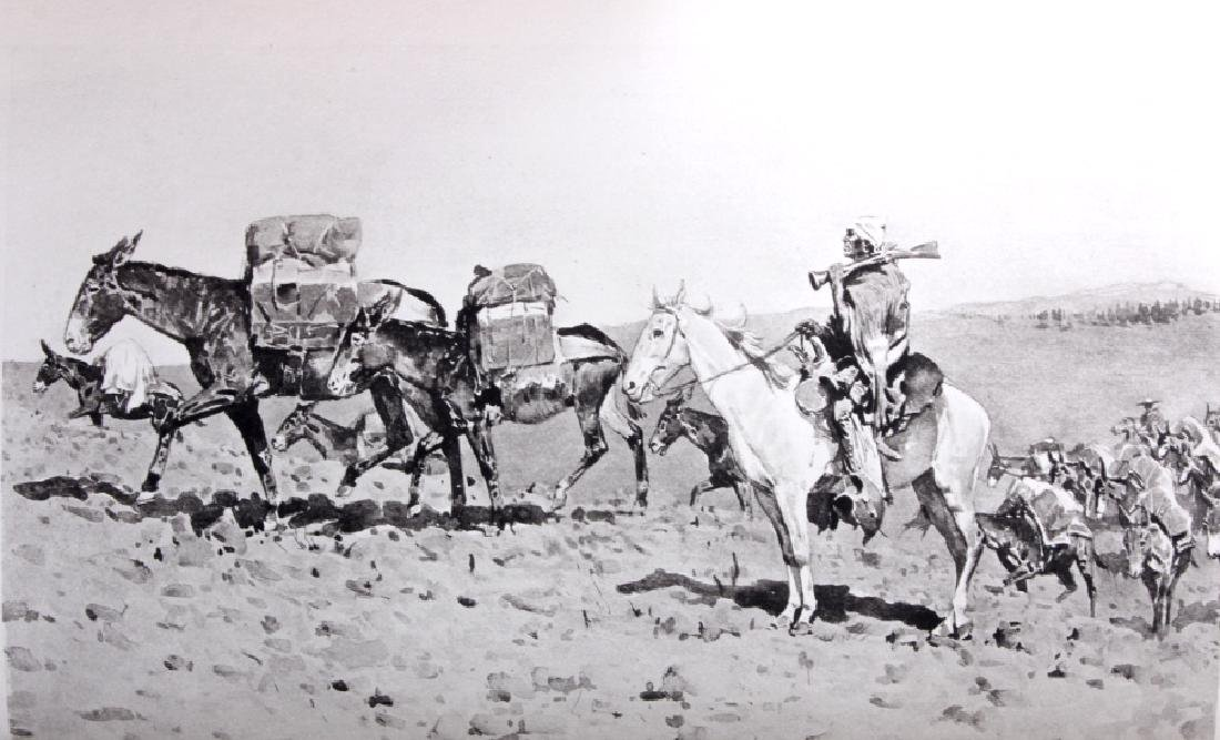 The Old Santa Fe Trail by Colonel Inman 1898 - 5
