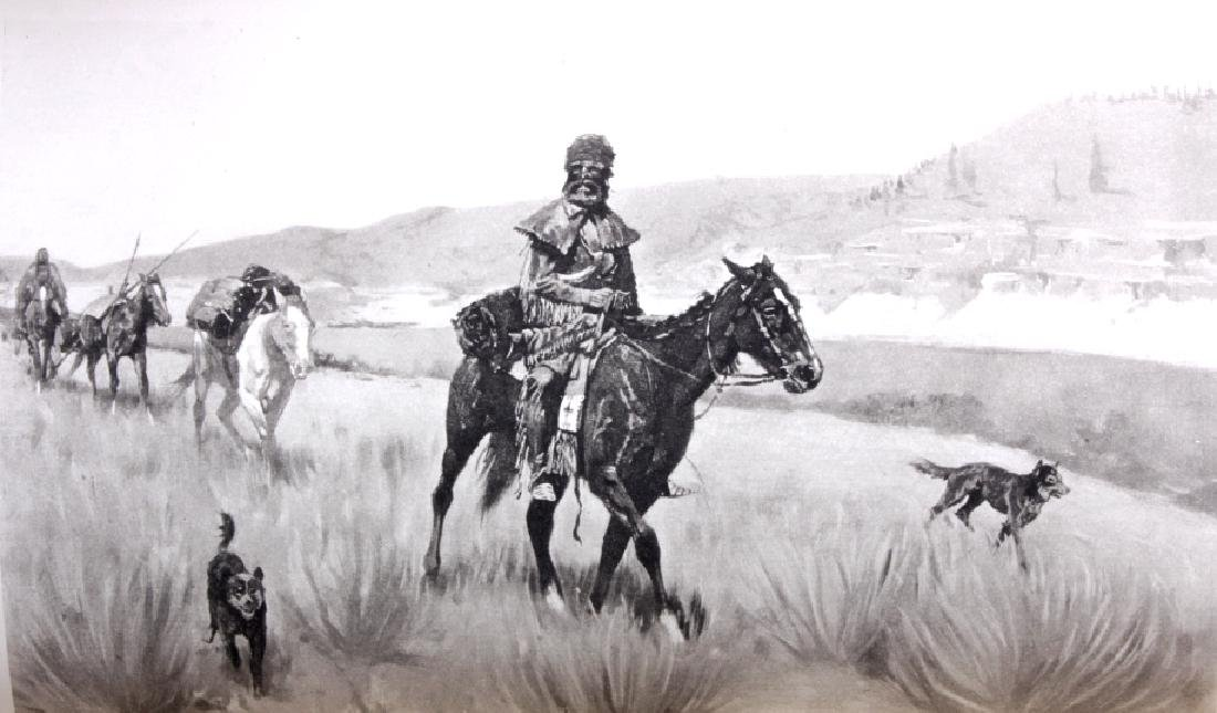 The Old Santa Fe Trail by Colonel Inman 1898 - 9