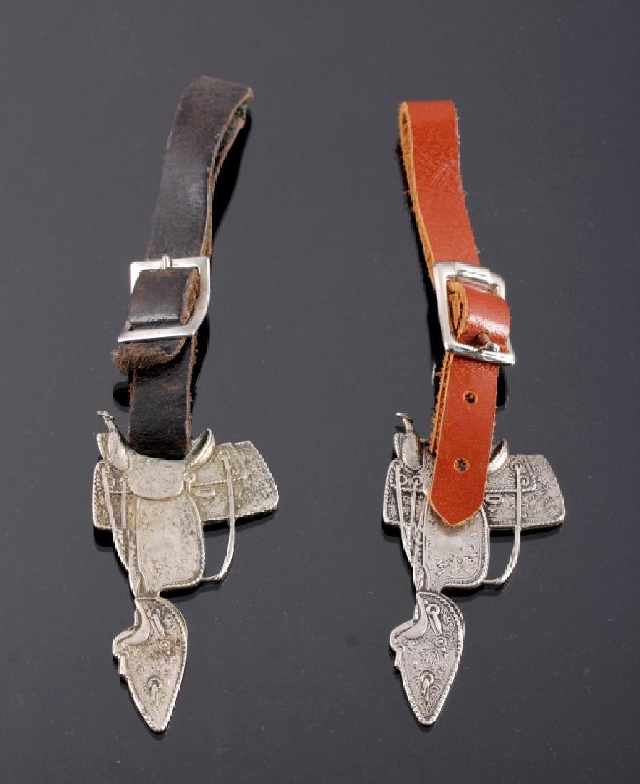 Hamley & Co. Saddle Watch Fobs
