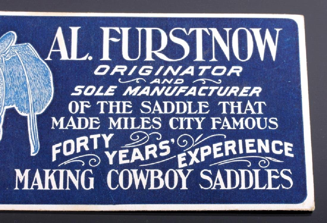 Al Furstnow Saddle Watch Fob and Shipping Tag - 8