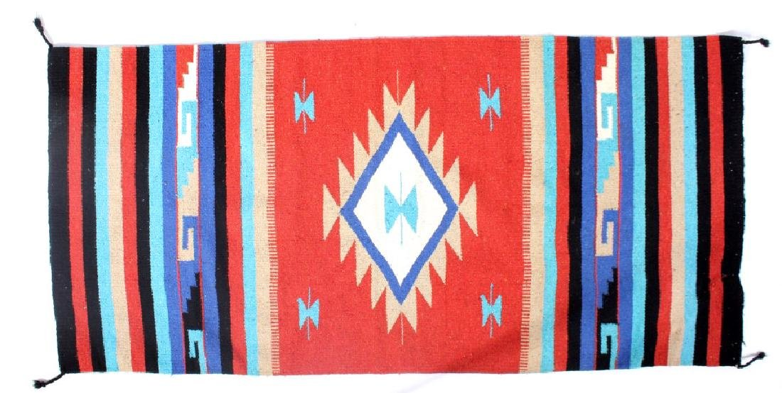 Navajo Native American Indian Hand Woven Rug
