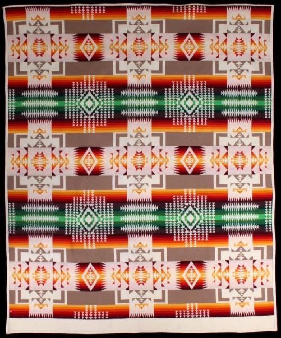 Pendleton Chief Joeseph Beaver State Wool Blanket - 2