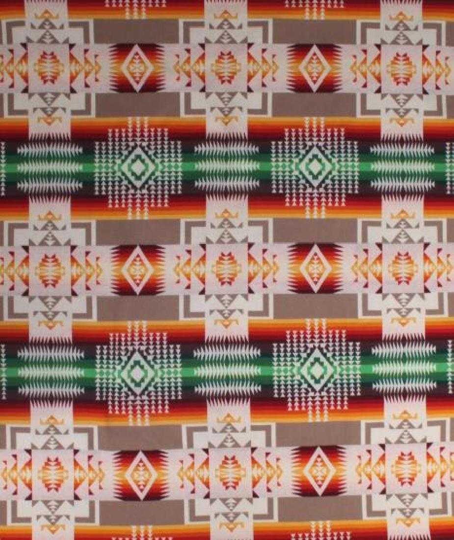 Pendleton Chief Joeseph Beaver State Wool Blanket - 3