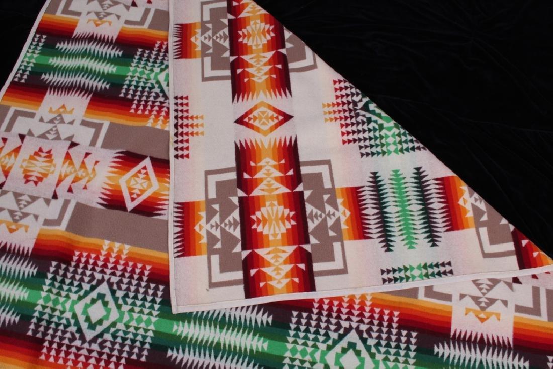 Pendleton Chief Joeseph Beaver State Wool Blanket - 4