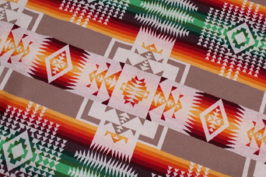 Pendleton Chief Joeseph Beaver State Wool Blanket - 5