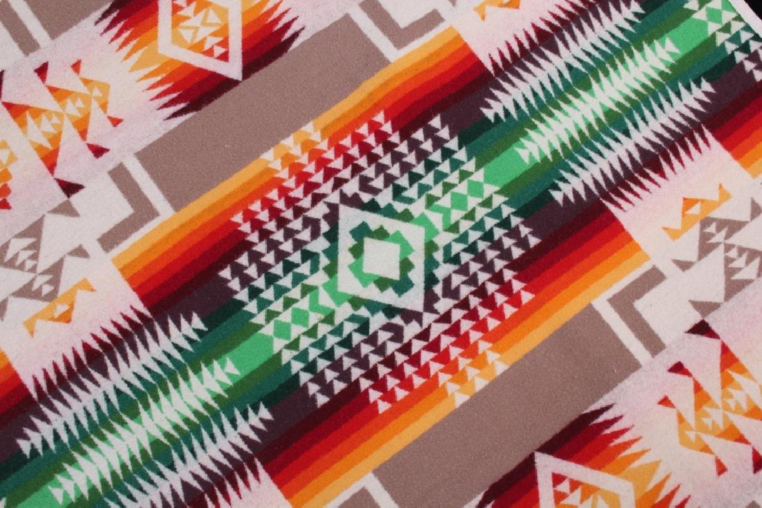 Pendleton Chief Joeseph Beaver State Wool Blanket - 6