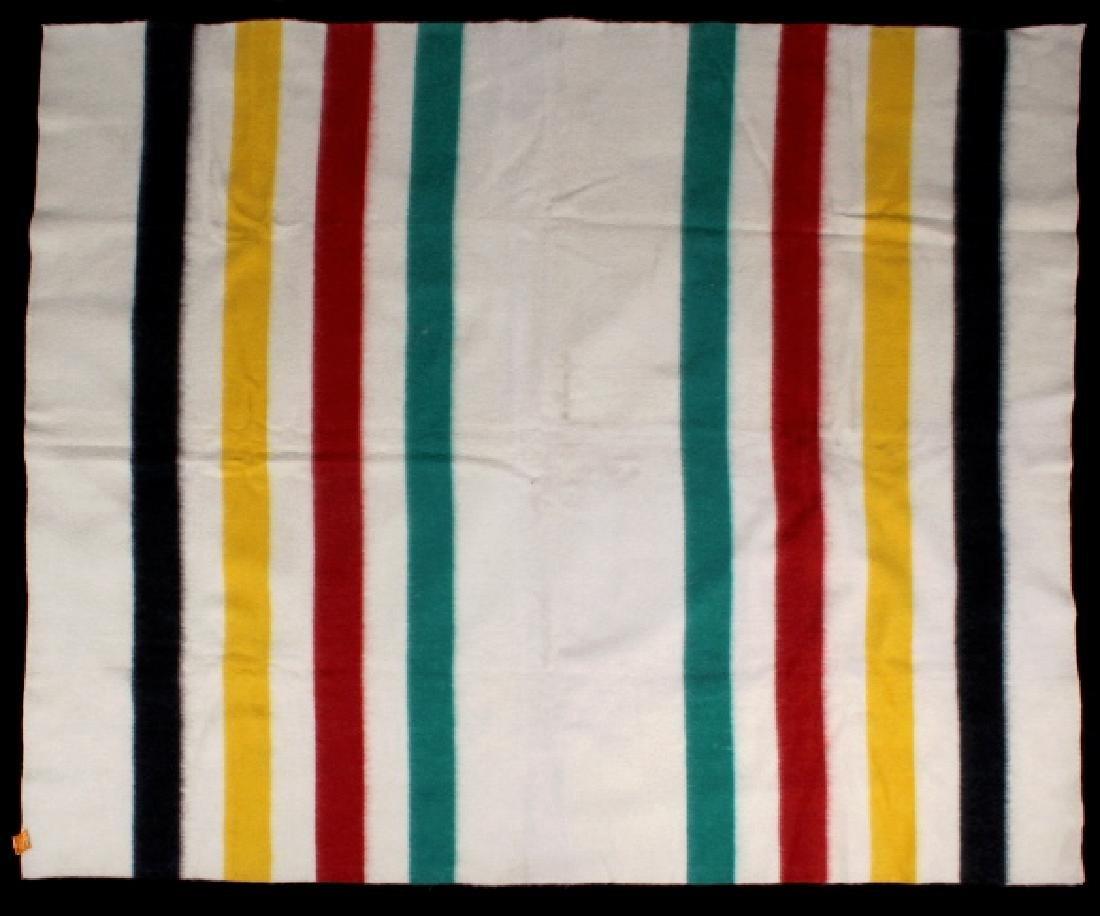 Golden Dawn Wool Trade Blanket c. 1940's