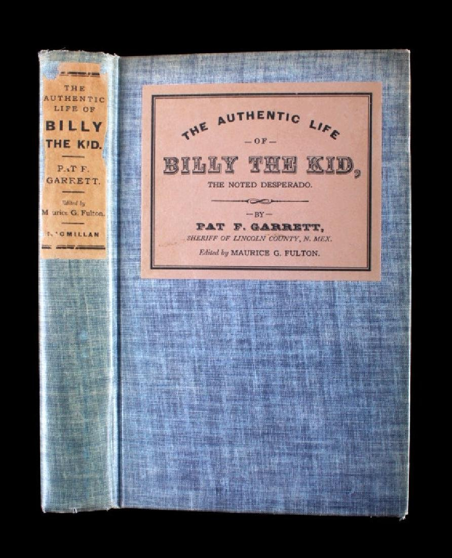 The Authentic Life of Billy the Kid First Edition - 14