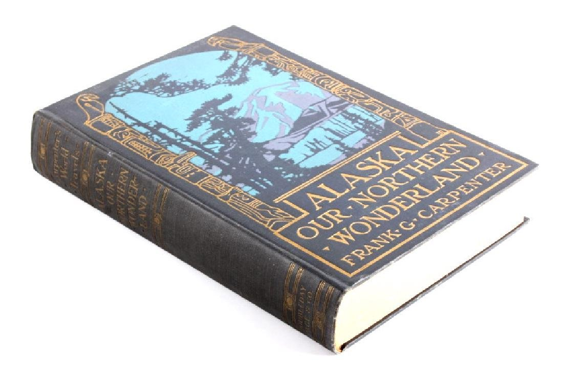 Alaska Our Northern Wonderland First Edition 1923