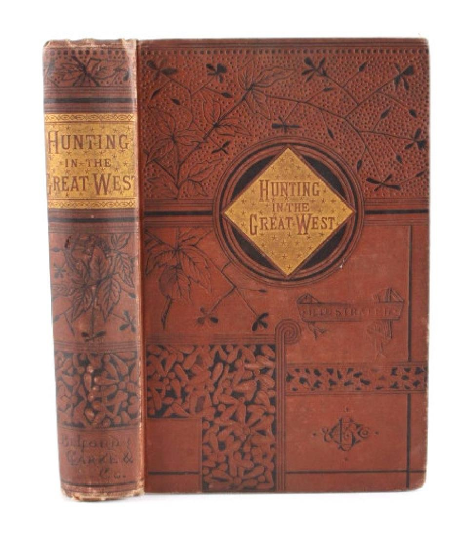 Hunting in the Great West by Shields 1884 - 2