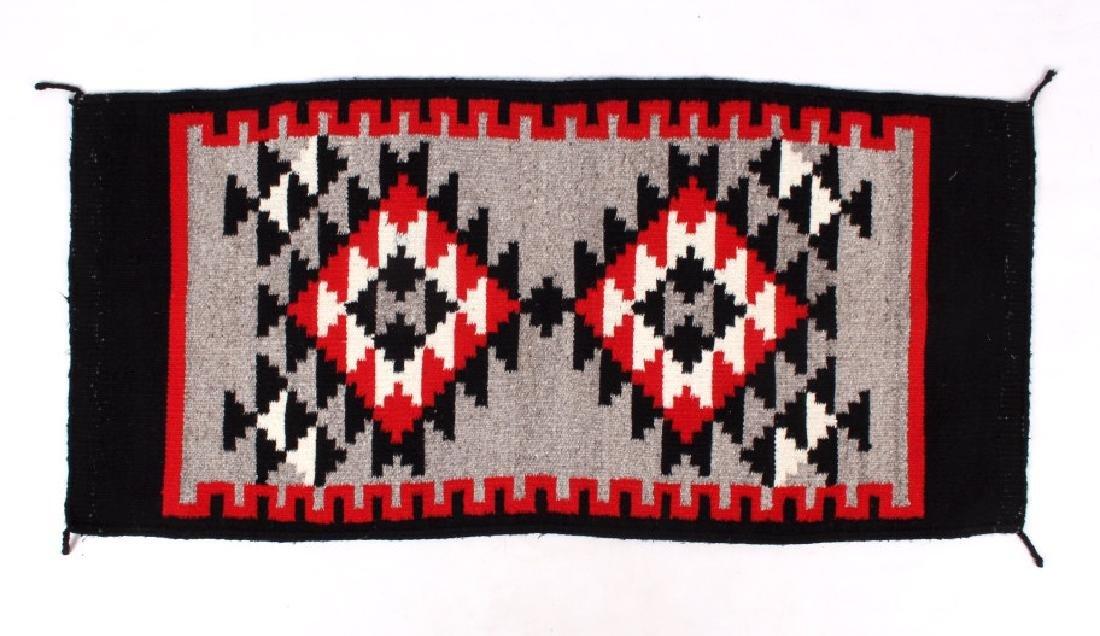 Navajo Native American Klagetoh Style Wool Rug
