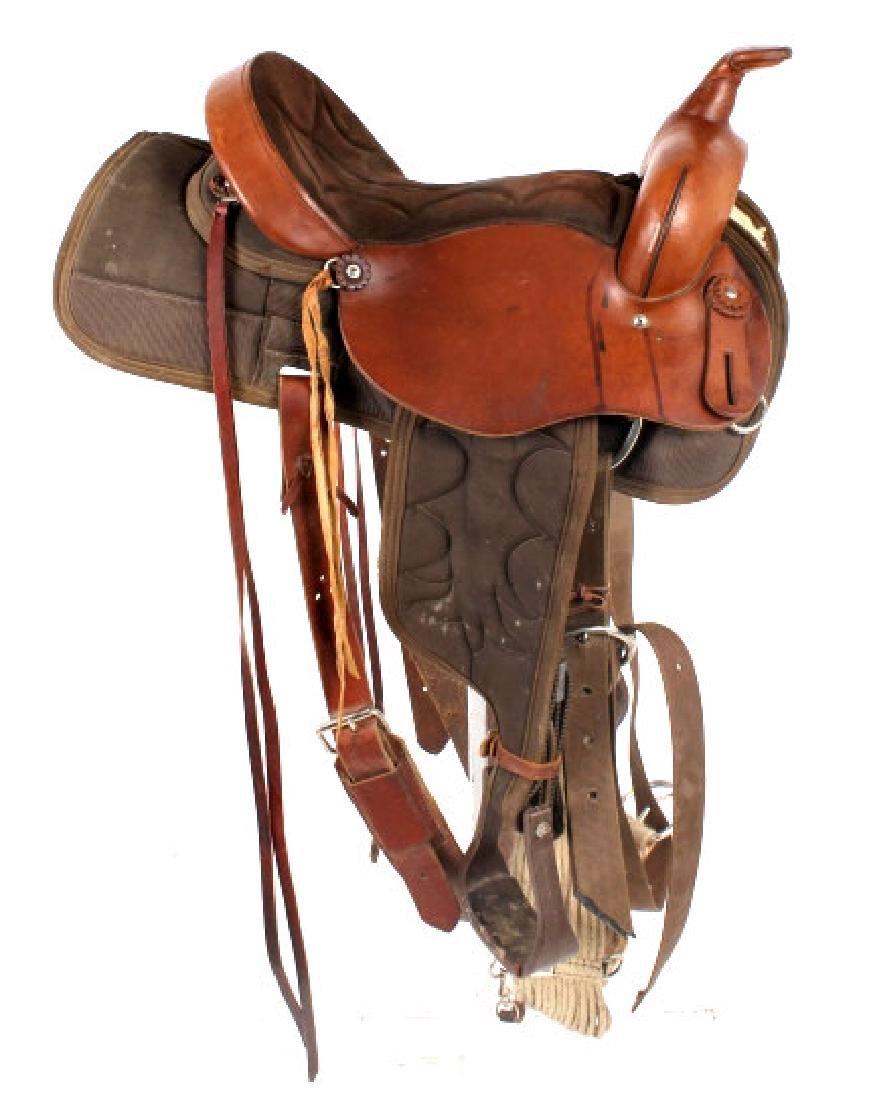 Court's Cordura Trail Saddle