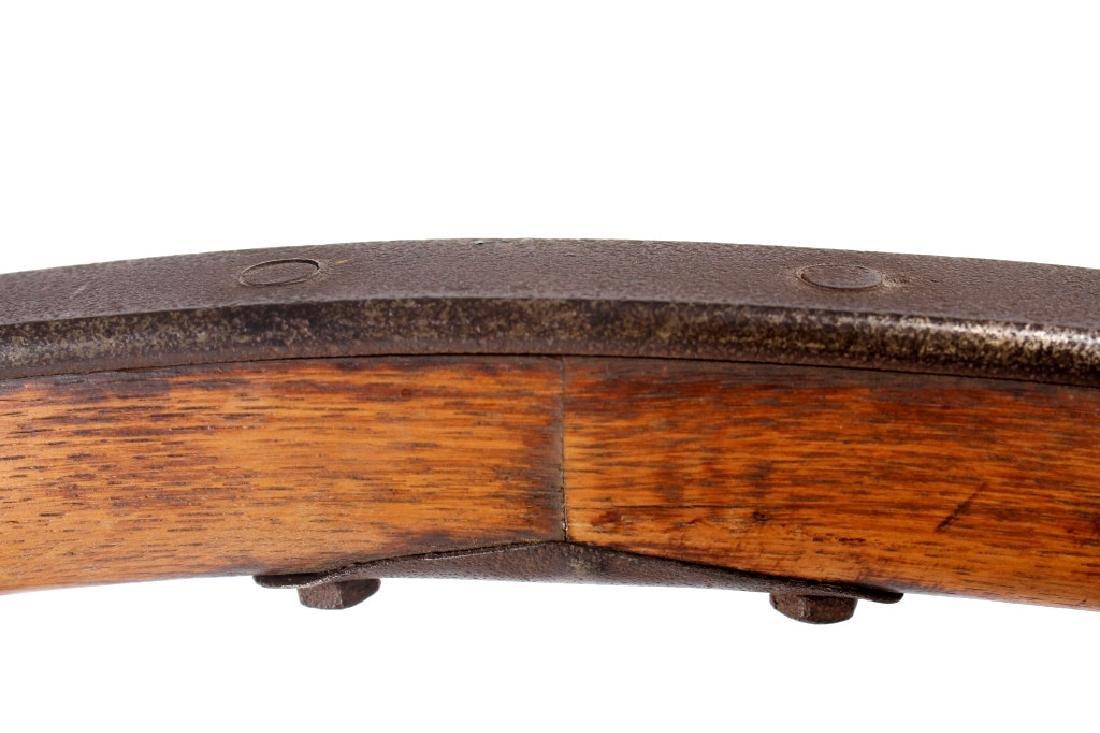 Early Montana Wagon Wheel - 6