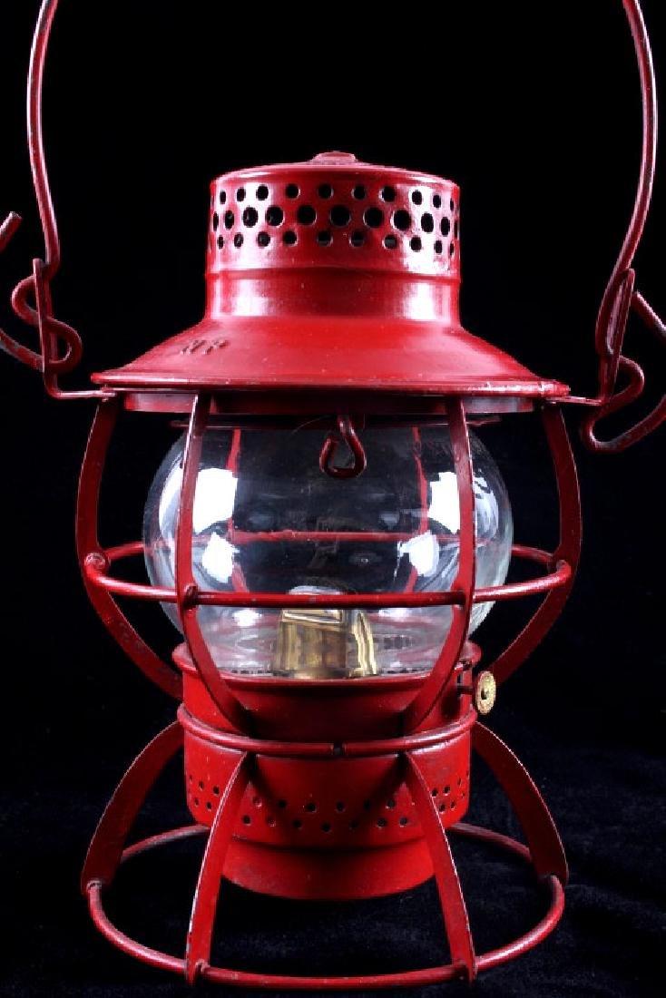 Northern Pacific Dressel Short Globe Lantern - 2