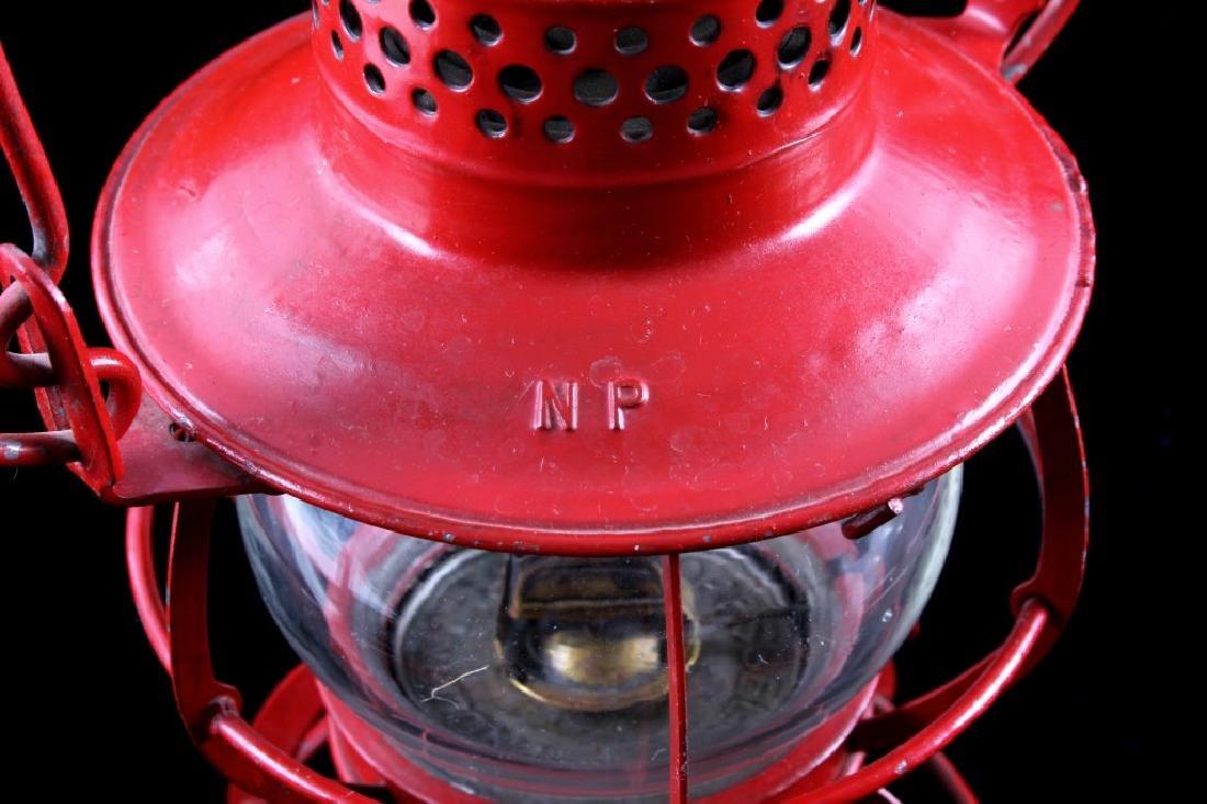 Northern Pacific Dressel Short Globe Lantern - 3