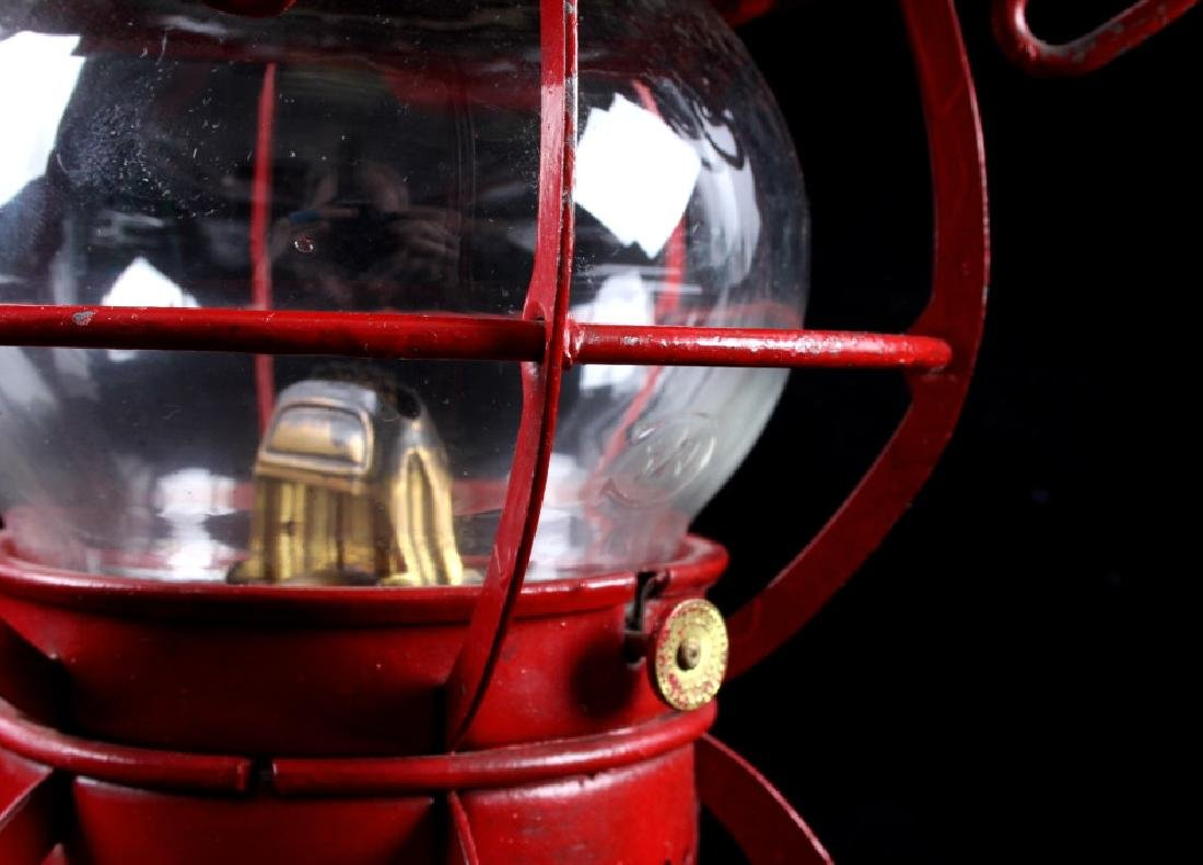 Northern Pacific Dressel Short Globe Lantern - 6
