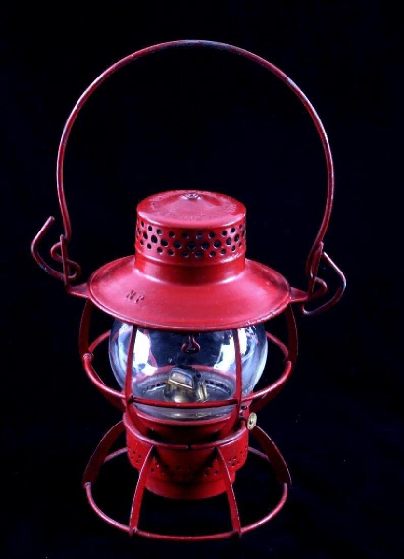 Northern Pacific Dressel Short Globe Lantern - 9