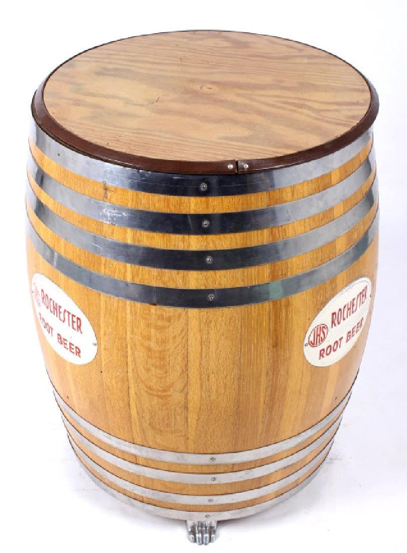 JHS Rochester Root Beer Barrel Dispenser - 10
