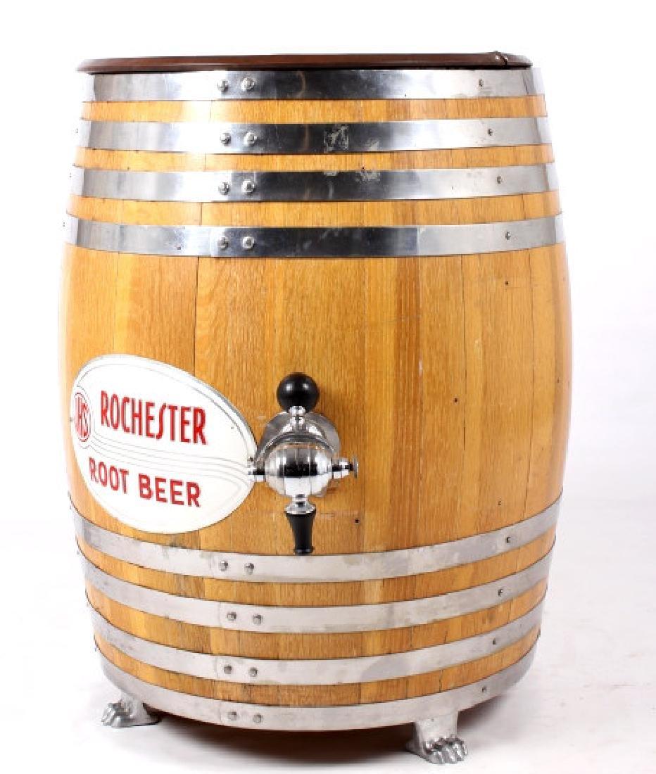 JHS Rochester Root Beer Barrel Dispenser - 18