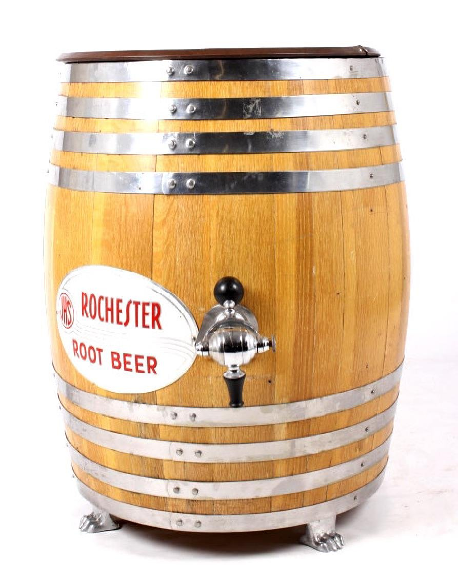 JHS Rochester Root Beer Barrel Dispenser