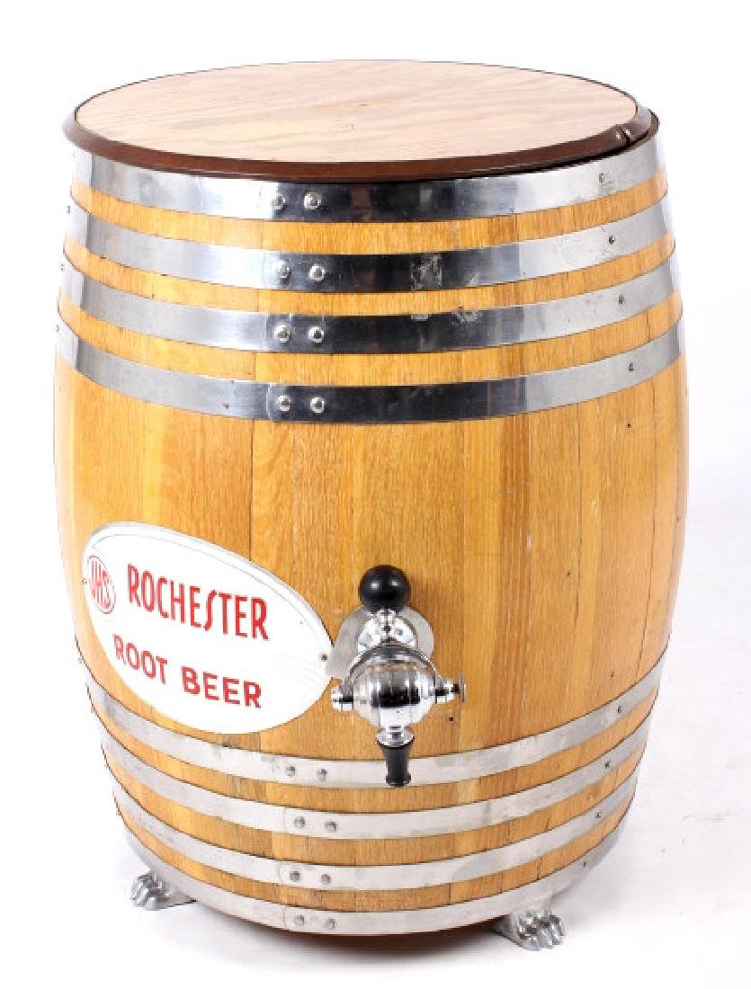 JHS Rochester Root Beer Barrel Dispenser - 2