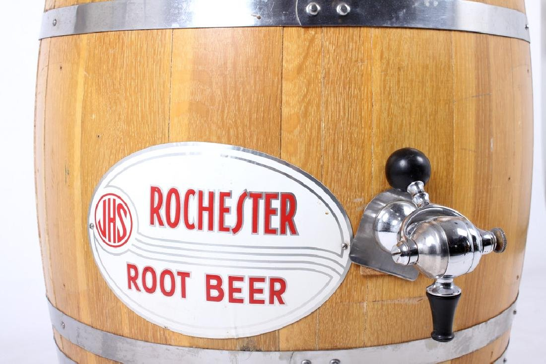 JHS Rochester Root Beer Barrel Dispenser - 3