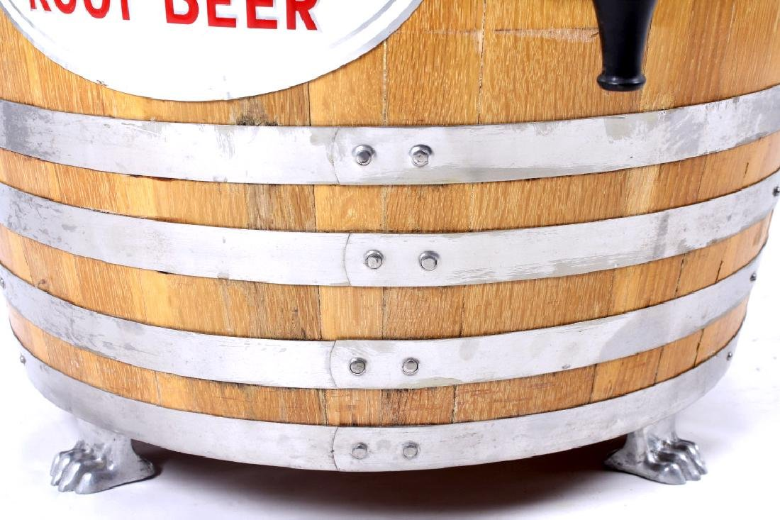 JHS Rochester Root Beer Barrel Dispenser - 4