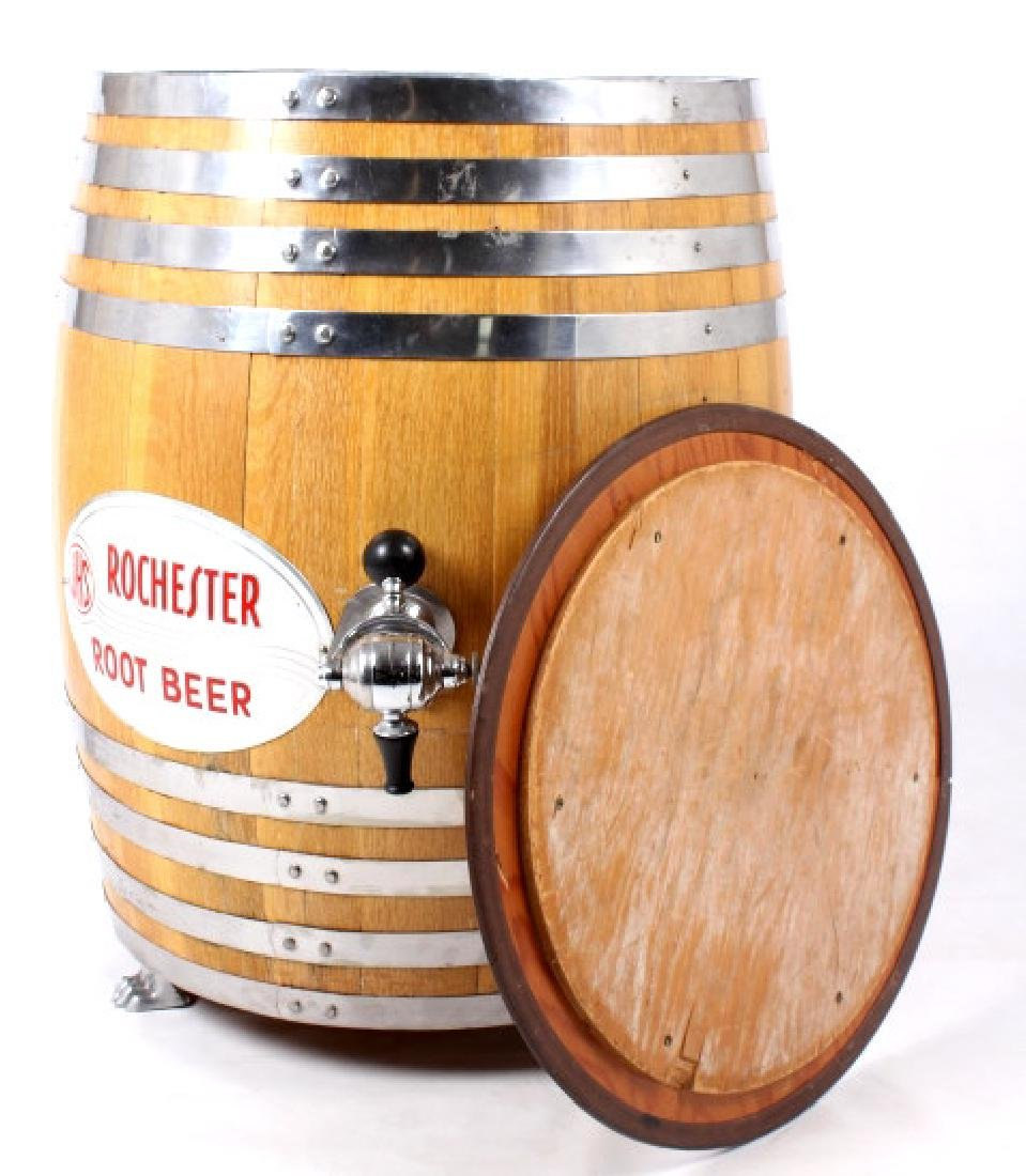 JHS Rochester Root Beer Barrel Dispenser - 8