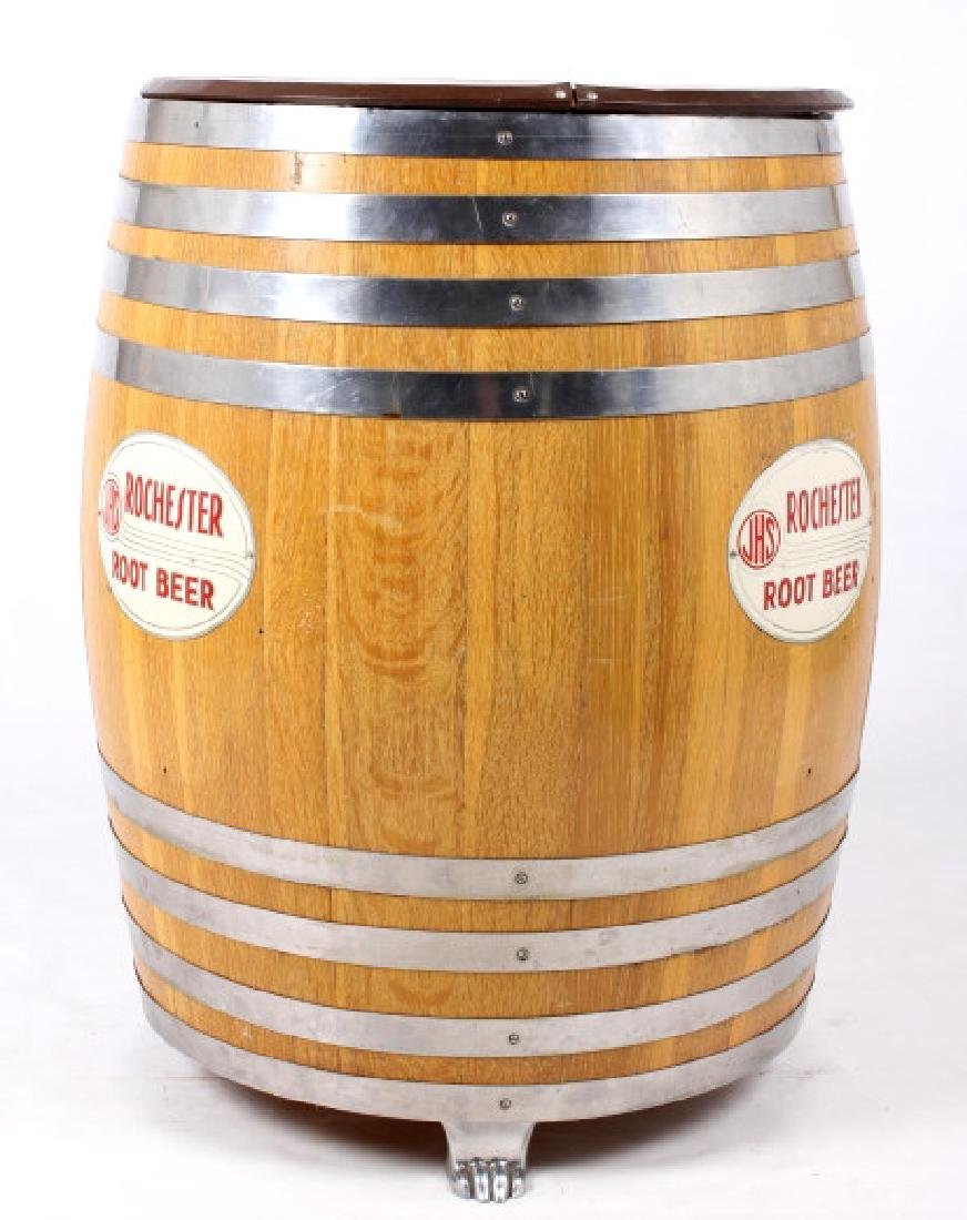 JHS Rochester Root Beer Barrel Dispenser - 9