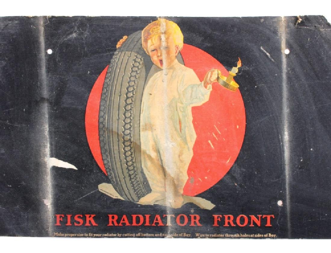 1926 Fisk Radiator Front Tire Advertisement - 2