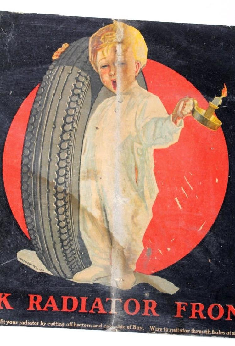 1926 Fisk Radiator Front Tire Advertisement - 3