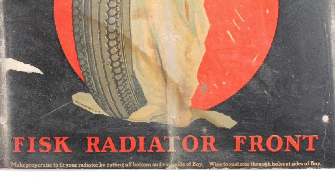 1926 Fisk Radiator Front Tire Advertisement - 5