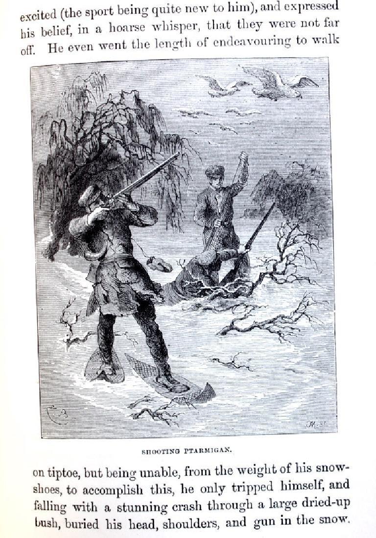 Hudson Bay First Edition by R.M. Ballantyne 1901 - 10