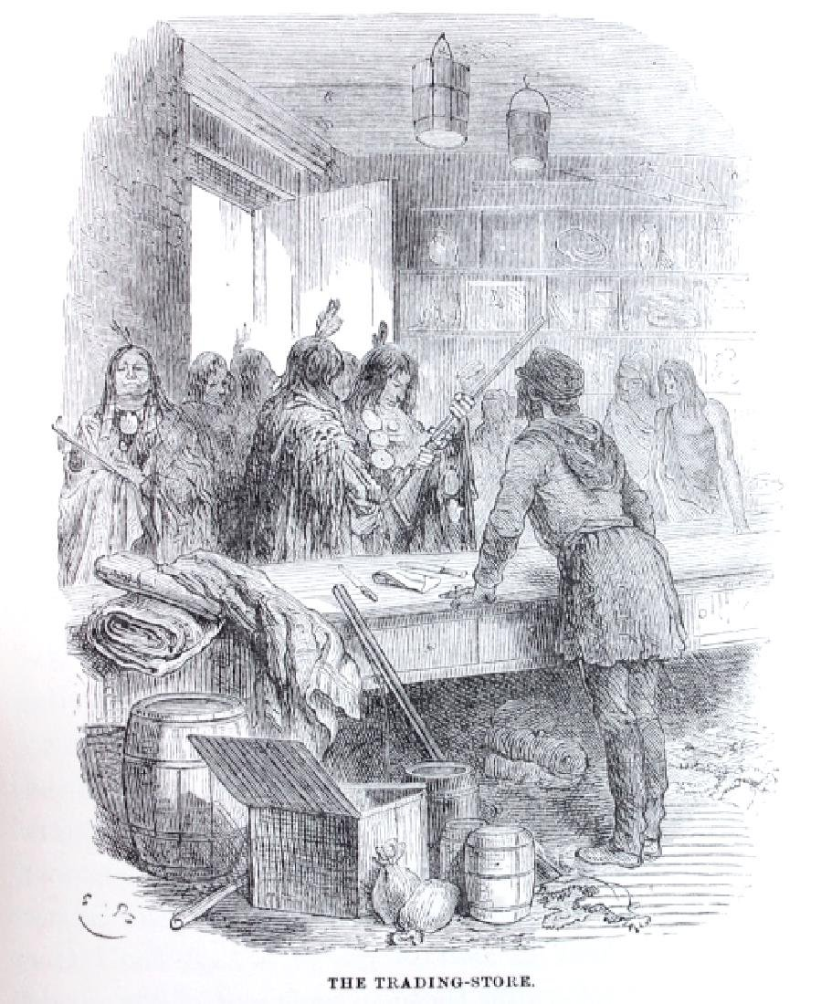 Hudson Bay First Edition by R.M. Ballantyne 1901 - 8