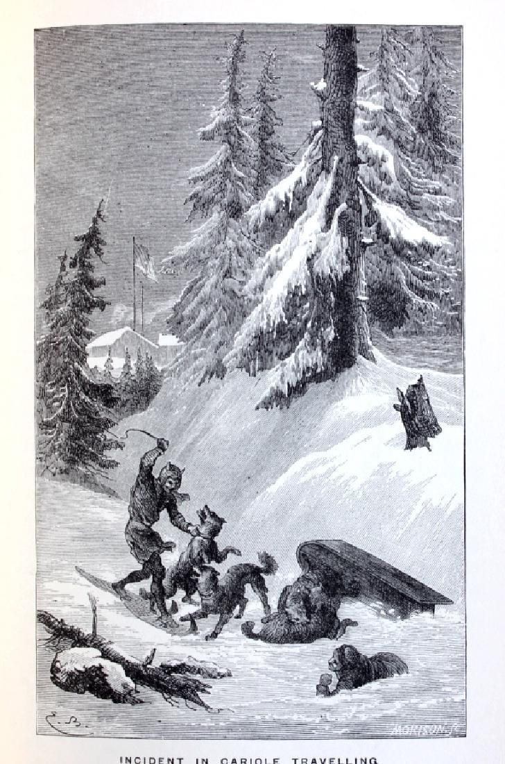 Hudson Bay First Edition by R.M. Ballantyne 1901 - 9