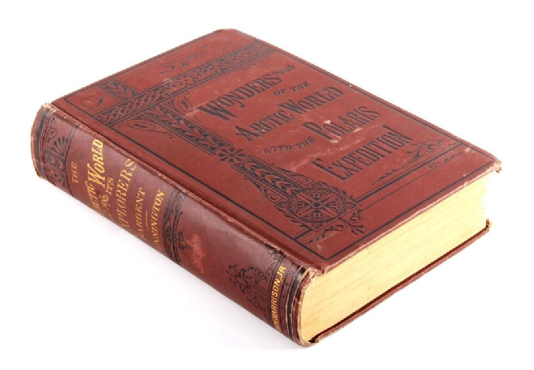 Wonders of the Arctic World 1st Edition 1873