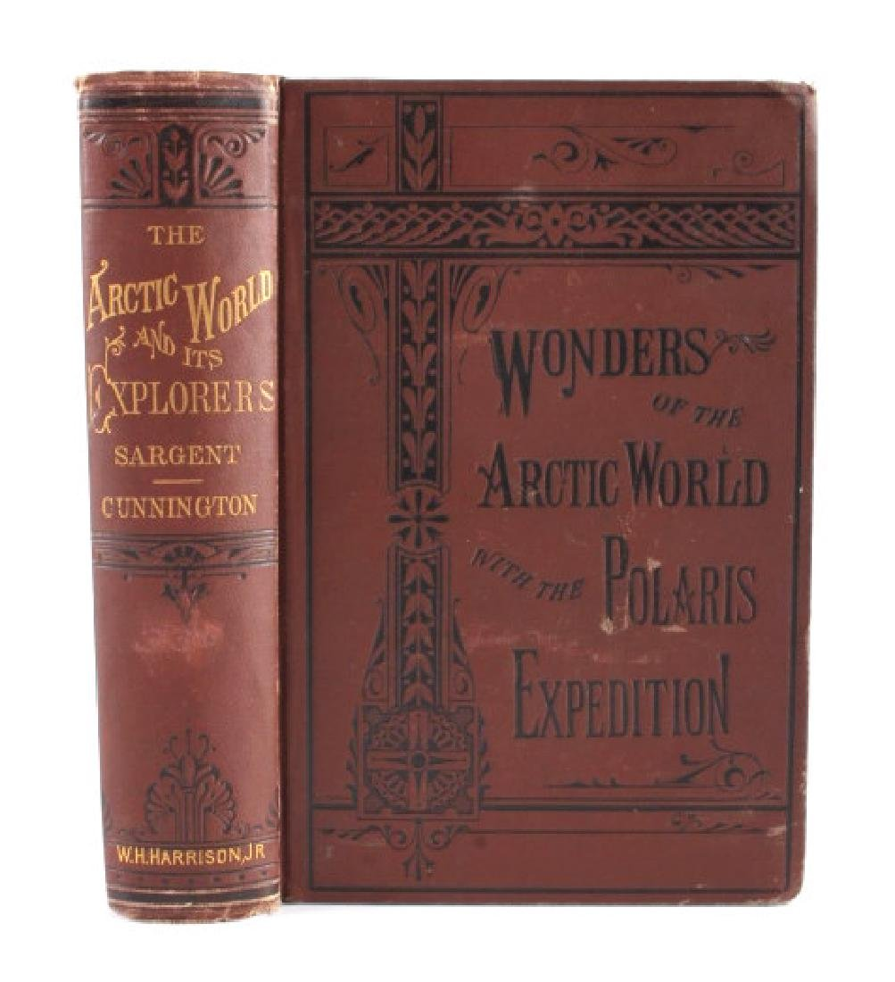 Wonders of the Arctic World 1st Edition 1873 - 2