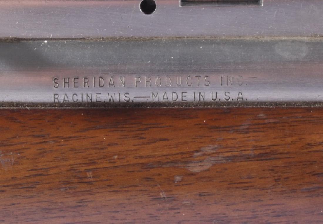 Sheridan Products - Silver Streak Pellet Gun - 4