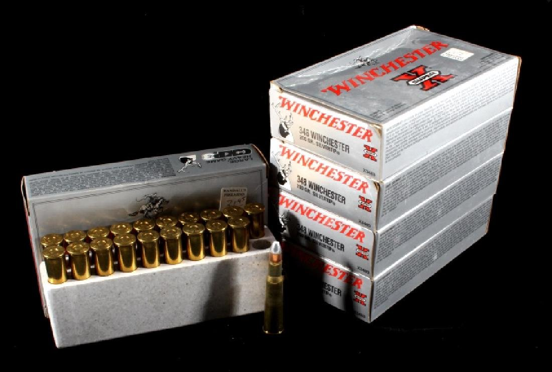 157 Rounds of 348 Winchester - 2