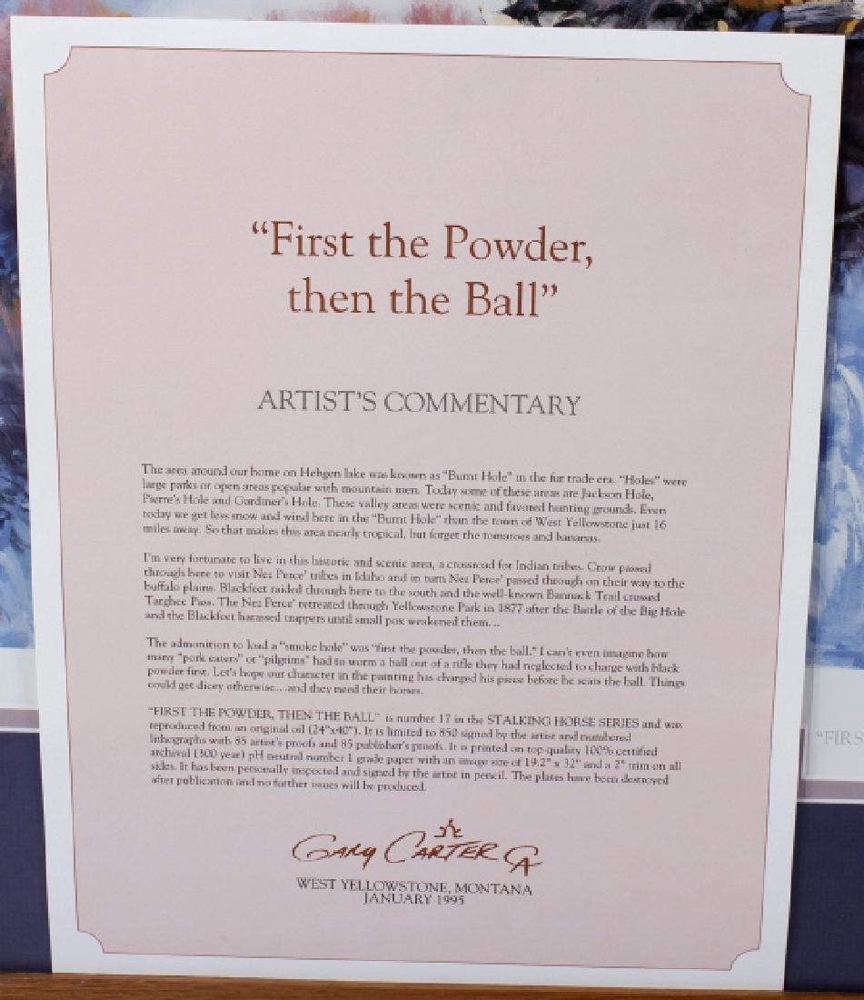 Gary Carter Signed Signed Limited Edition Print - 9