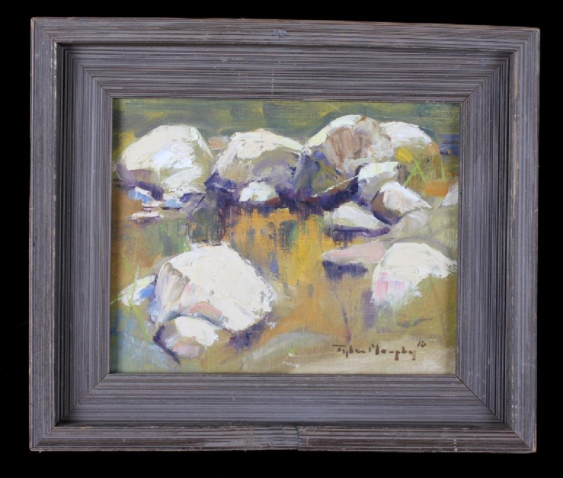 Tyler Murphy Original Oil Painting
