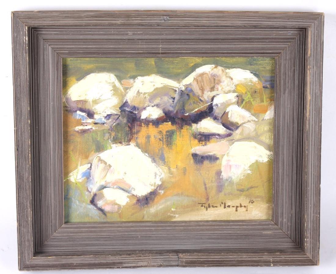 Tyler Murphy Original Oil Painting - 2