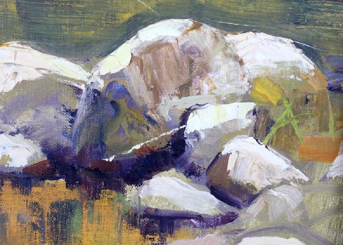 Tyler Murphy Original Oil Painting - 5