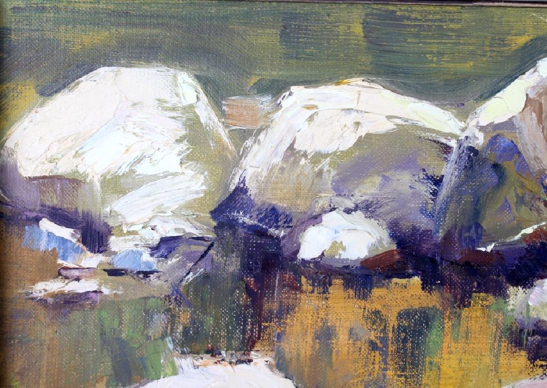 Tyler Murphy Original Oil Painting - 6