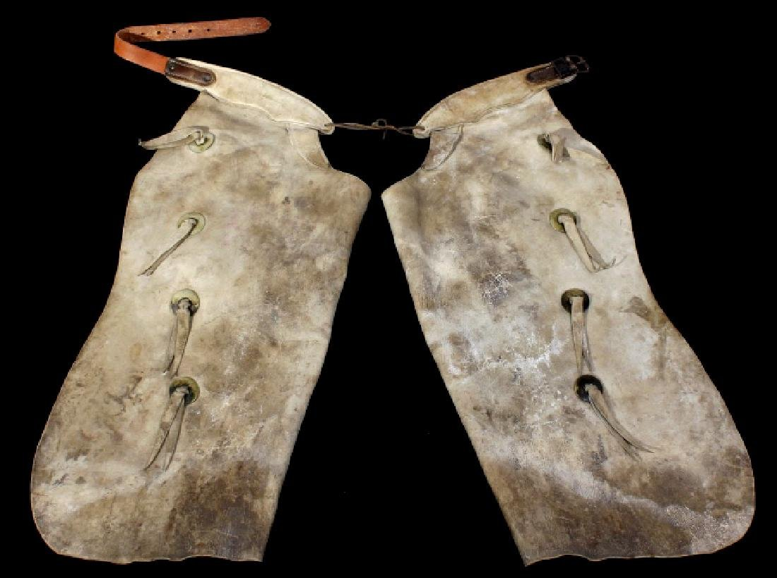 Jack Connolly Batwing Chaps circa 1929-50