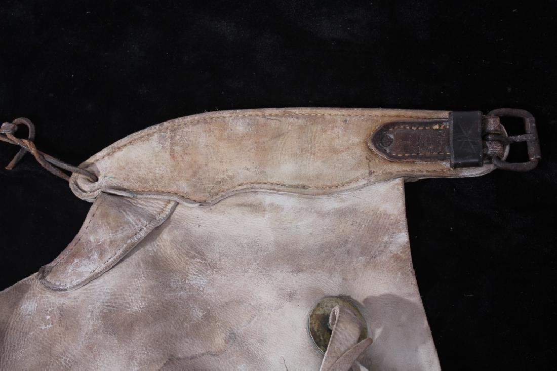 Jack Connolly Batwing Chaps circa 1929-50 - 8