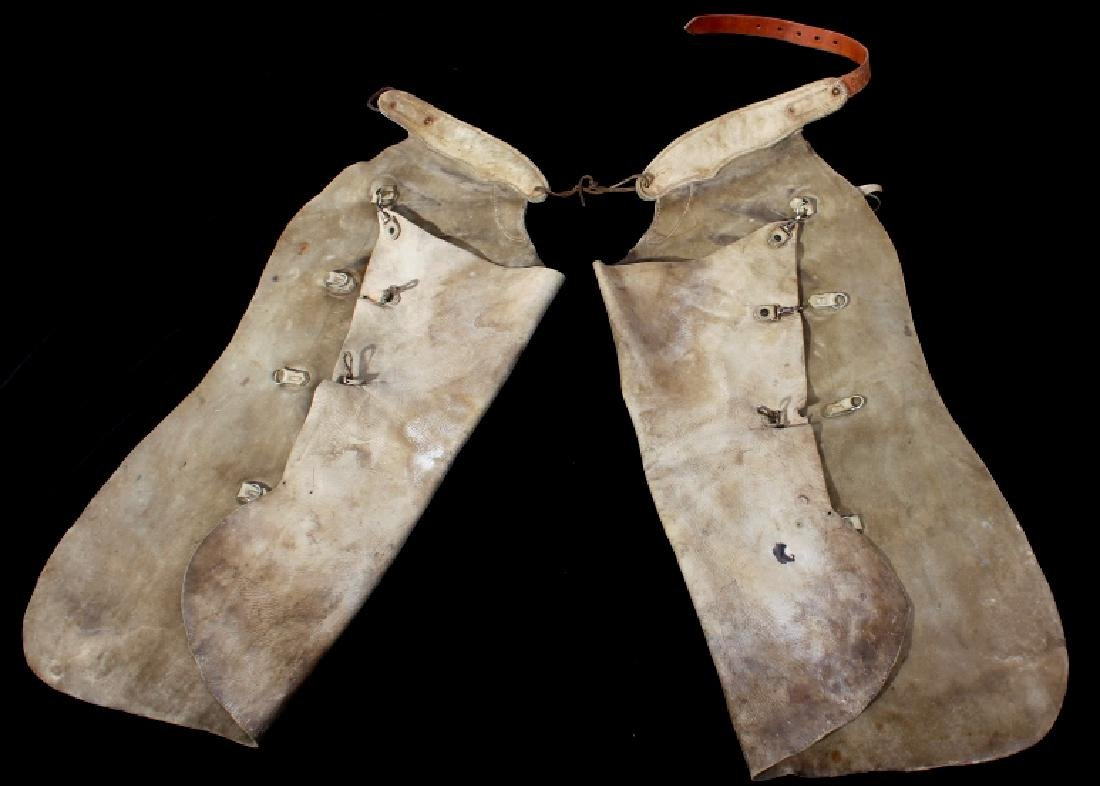 Jack Connolly Batwing Chaps circa 1929-50 - 9