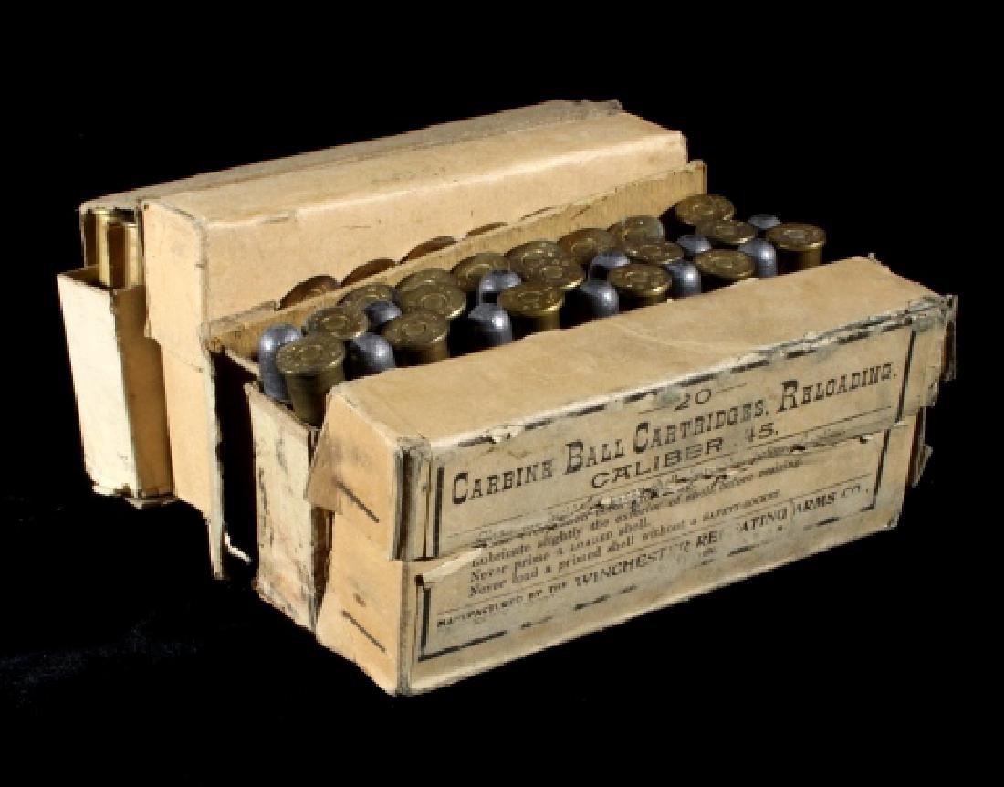 Antique UMC/WIN .45-70, & Remington 17 Ammunition
