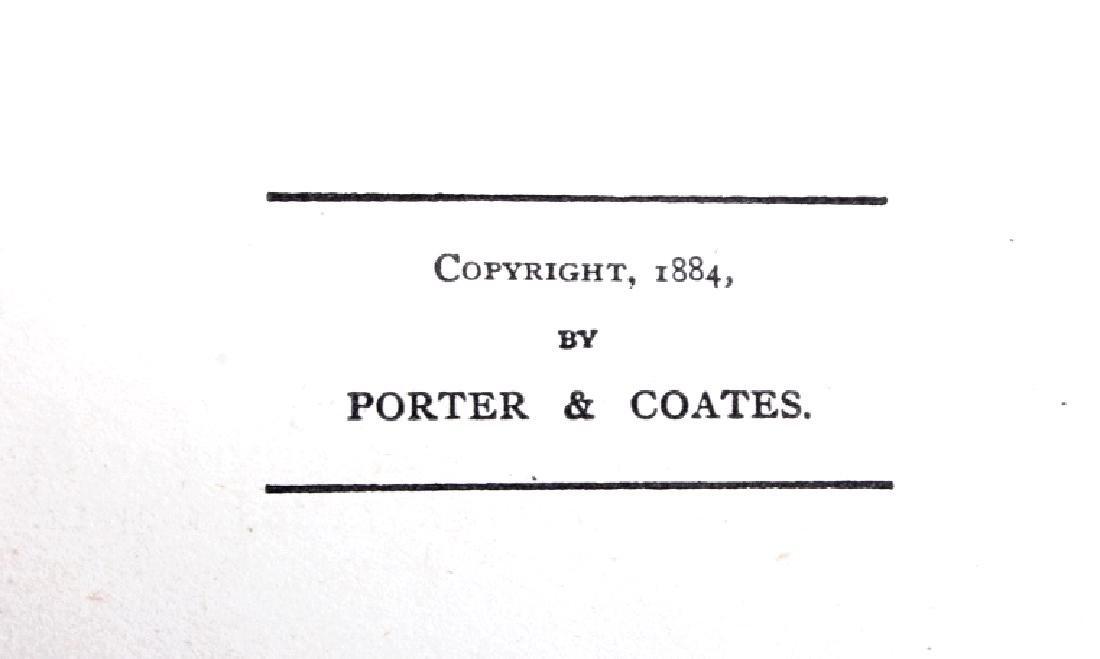 Life of Davy Crockett by Ellis 1st Edition 1884 - 5